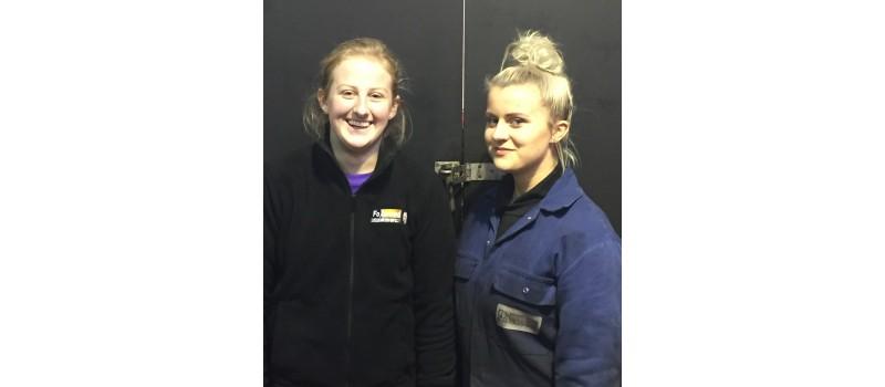 Foxwood Diesel Promoting Women in Engineering