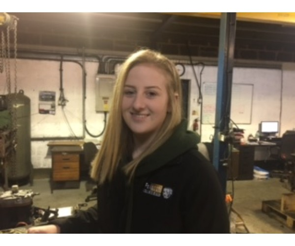 Leigh shortlisted for National Apprenticeship Award